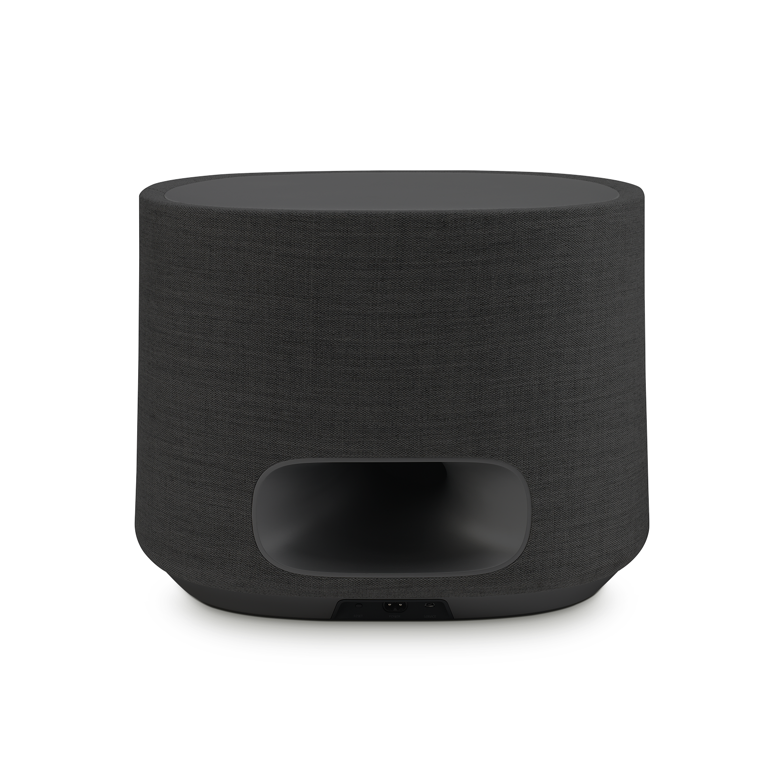 Harman Kardon Citation Sub - Black - Thundering bass for movies and music - Back