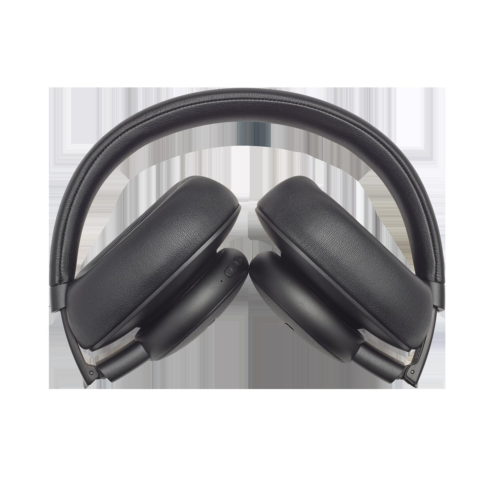 Harman Kardon FLY ANC - Black - Wireless Over-Ear NC Headphones - Detailshot 7