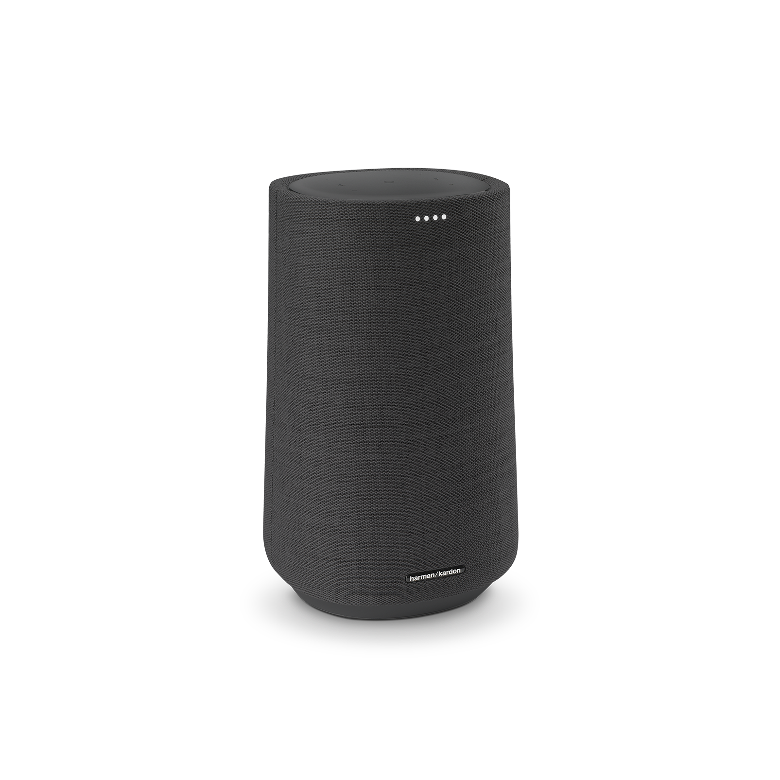 Harman Kardon Citation 100 - Black - The smallest, smartest home speaker with impactful sound - Hero